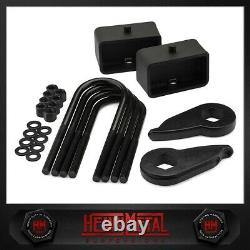 3 Full Lift Kit For 1997-2004 Ford F-150 4X4 4WD Leveling Lifting Three Inch