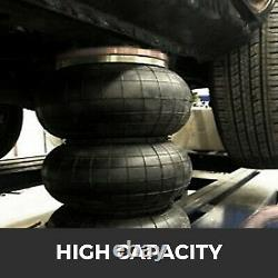 3 Ton Triple Bag Air Jack Pneumatic Jack Lifting Heavy Duty Lift Jack 6600LBS