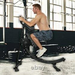 Ab Coaster Abs Crunch Abdominal Exercise Machine Fitness Muscle Workout Home GYM