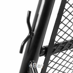 Apex Steel Adjustable Pickup Truck Headache Rack Vehicle Window Protector