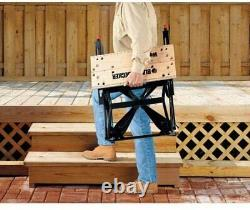 BLACK & DECKER WM536-XJ Dual Height Workmate Work Bench
