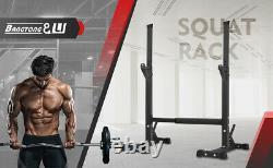 BangTong&Li Squat Rack Weight Bench Press Power Weight Lifting Barbell Stand Gym