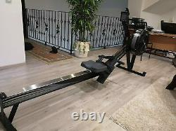 Black Color! Concept2 Model D Indoor Rowing Machine with PM5 Performance Monitor