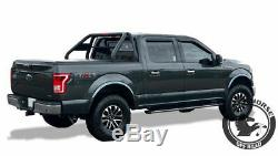 Black Horse fits 00-20 Ford F150 Classic Roll Bar Bed Cargo Sport Rack Head