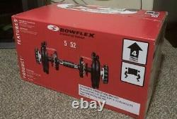 Bowflex SelectTech 552 Adjustable Dumbbell (SINGLE) Fast Free Ship