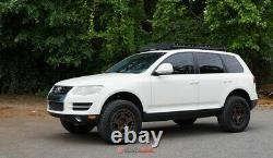 Cayenne/Touareg Overland Modular Roof Rack System Off Road