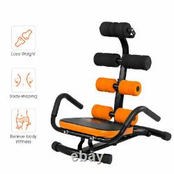 Core Ab Trainer Bench Abdominal Stomach Exerciser Workout Gym Fitness Machine