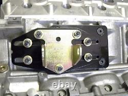 Dingo Sliders Adjustable Motor Mounts Adapters Black Steel LS Engine Swaps USA