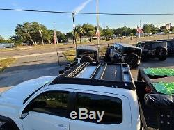 For 2005-2020 Toyota Tacoma Double Cab Top Roof Rack