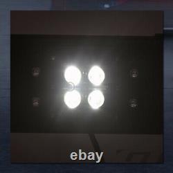 For Full Size Pickup Truck Adjustable Chase Rack Bar withBrake Lamp+LED+Amber v2