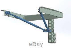 GEN-Y Hitch 2 Adjustable Drop Hitch Stabilizer System GH-0100