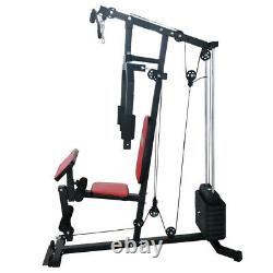 Home Gym Strength Training Workout Equipment Weight Bench Exercise Fitness