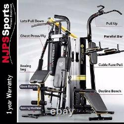 Home gym weight machine With Weight Stack (Ready To Ship) NJ Seller