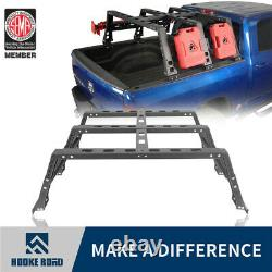 Hooke Road MAX 13.8 Steel High Bed Rack Luggage Carrier for Ram 1500 2009-2018