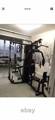 JX-925 Home Gym With Smith Machine/ Cable Crossover Plus Weight Stack. In Stock