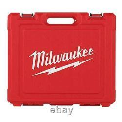 Milwaukee 49-66-7015 SHOCKWAVE Impact 1/2 Drive Metric Deep 6PT Socket 29pc