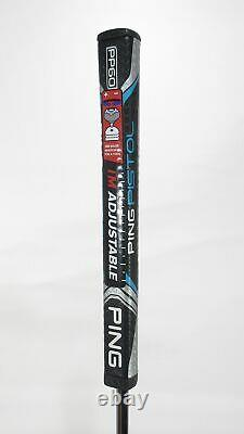 Nice! PING SIGMA 2 TYNE BLACK ADJUSTABLE PUTTER 32-36 withHEADCOVER & TOOL 276860