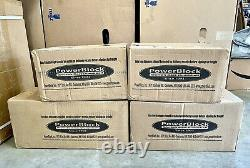Powerblock USA Elite 5-90 Dumbbell Set PAIR OF 2NEW- IN HAND SHIPS FAST