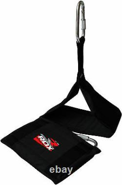 RDX Ab-Crunch Sling AB Strap Weight Lifting Door Hanging Gym Chinning Bar