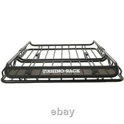 Rhino Rack XTray Large, New RMCB02 with universal clamping mounts