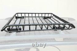 Roof Rack Basket For Jeep Grand Cherokee Renegade Forester Outback 4runner Rogue