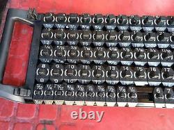 SNAP ON 1/4,3/8,1/2 SAE & METRIC Socket Organizer Holder Tray 76 POSTS TWIST LOC