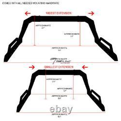 Stehlen Adjusable Chase Rack LED Bar v2 For Silverado/Sierra/F150/Ram/Tundra