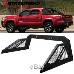 Stehlen Adjustable Truck Chase Rack LED Bar For Tacoma/Colorado/Canyon/Frontier