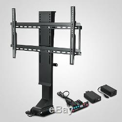 TV Lift Motor for 37 65 TVs Height Adjustable with Remote Controller New