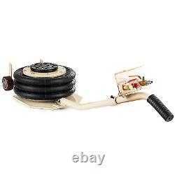 Triple Bag Air Jack 3 Ton Pneumatic Lift Car Repair Inflatable Bladder Jack