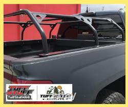 Tuff Stuff Roof Top Tent Truck Bed Rack, Adjustable, Powder Coated 51