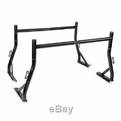 Universal Adjustable Pickup Truck Bed Ladder Rack Kayak Lumber Utility Ford