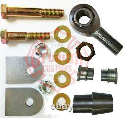 Universal Pan Hard Bar Kit Weld On Adjustable 24 Steel CNC Laser Cut Custom